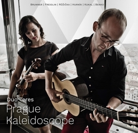 Prague Kaleidoscope / Arcodiva 2015