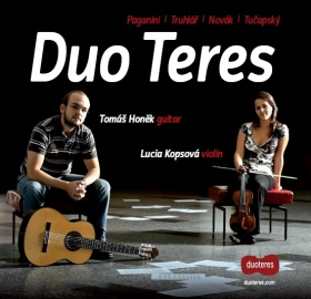 Debutové CD Duo Teres / Arcodiva 2010