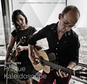 Prague Kaleidoscope / Arcodiva 2015