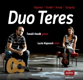 Debut CD Duo Teres / Arcodiva 2010
