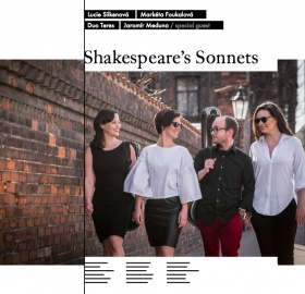 CD Shakespeare's Sonnets / Arcodiva 2018